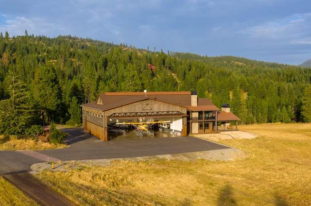 12930 S Runway Ln, Harrison, ID 83833 (#20-9062) :: Flerchinger Realty Group - Keller Williams Realty Coeur d'Alene