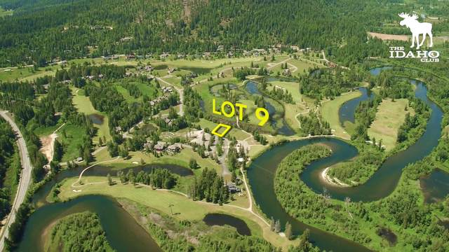 Lot 9 Jim Brown Way, Sandpoint, ID 83864 (#20-9063) :: Team Brown Realty