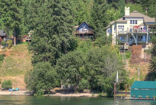 6836 W Rockford Bay Rd, Coeur d'Alene, ID 83814 (#20-9132) :: Northwest Professional Real Estate