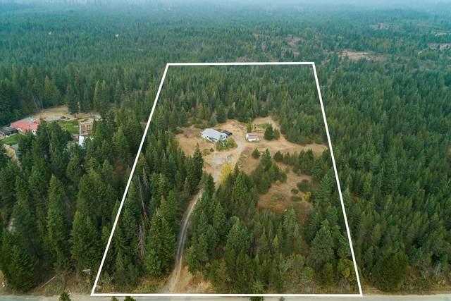 4185 W Spirit Bend Ave, Spirit Lake, ID 83869 (#20-9246) :: Keller Williams Realty Coeur d' Alene