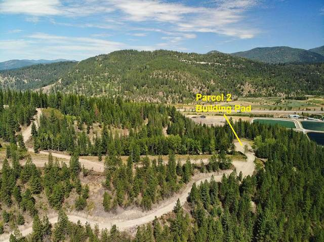 Parcel 2 Lower Page Road Sunrise Ridge, Pinehurst, ID 83850 (#20-9421) :: Keller Williams CDA