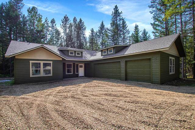 84 E Cabinet Wagon Road, Clark Fork, ID 83811 (#20-9535) :: ExSell Realty Group