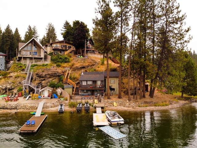 12815 N East Newman Lake, Newman Lake, WA 99025 (#20-9596) :: Kerry Green Real Estate
