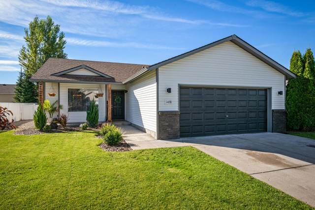 1438 W Bering Ave, Coeur d'Alene, ID 83815 (#20-9670) :: ExSell Realty Group