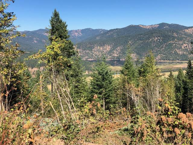 NKA E Lamb Rd - Parcel B, Harrison, ID 83833 (#20-9698) :: Kerry Green Real Estate
