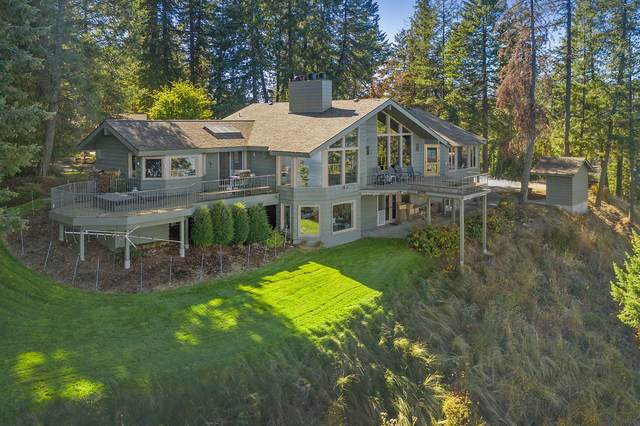 3431 S North Cape Rd, Coeur d'Alene, ID 83814 (#20-9700) :: ExSell Realty Group