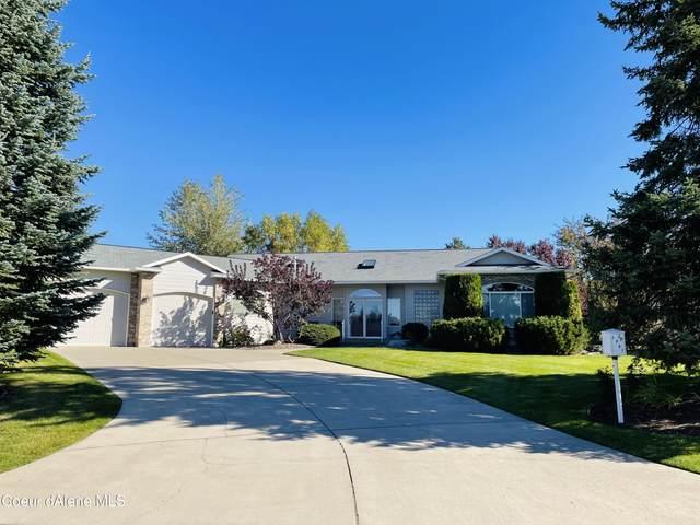 1061 W Oakwood Dr, Hayden, ID 83835 (#21-10005) :: Coeur d'Alene Area Homes For Sale