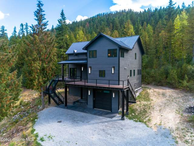 1522 Butler Creek Rd., Cocolalla, ID 83813 (#21-10023) :: Five Star Real Estate Group