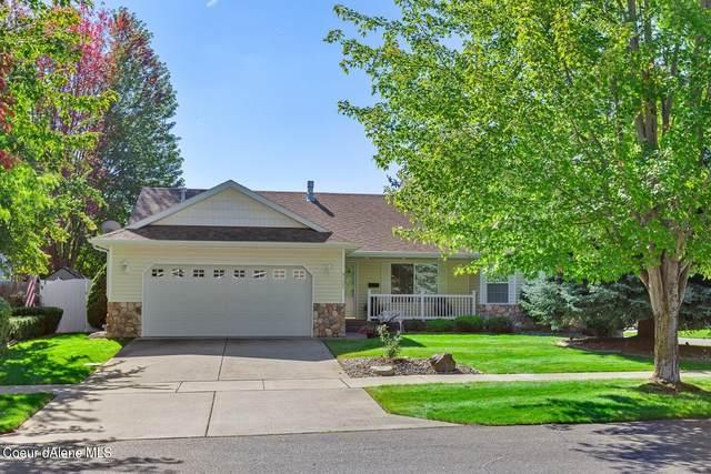 9303 N Castle Way, Hayden, ID 83835 (#21-10025) :: Coeur d'Alene Area Homes For Sale