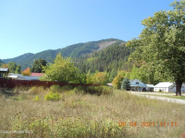 LOT 7 BLK5 Oregon Way, Osburn, ID 83849 (#21-10039) :: Prime Real Estate Group