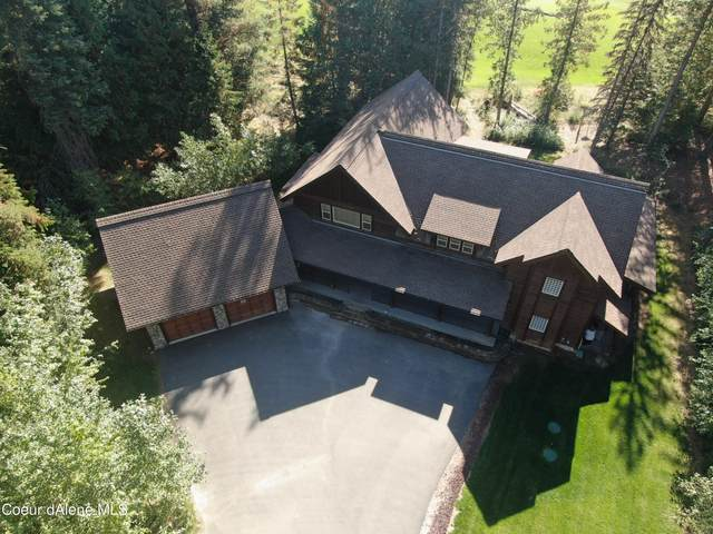 768 Fairway  Dr, Priest Lake, ID 83856 (#21-10063) :: Real Estate Done Right