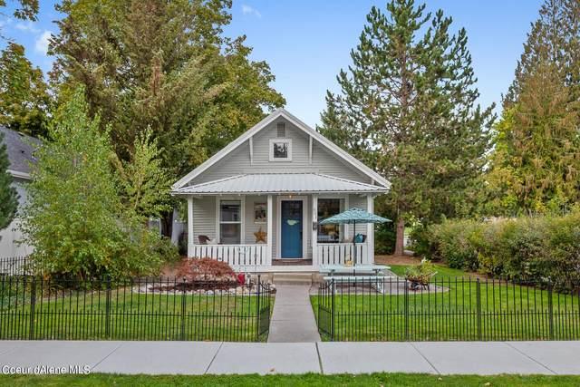 603 W Empire Ave, Coeur d'Alene, ID 83814 (#21-10082) :: Prime Real Estate Group