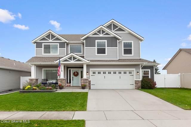 7351 N Fairborne Ln, Coeur d'Alene, ID 83815 (#21-10088) :: Real Estate Done Right