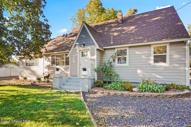 8801 E Cataldo Ave, Spokane Valley, WA 99212 (#21-10168) :: Real Estate Done Right