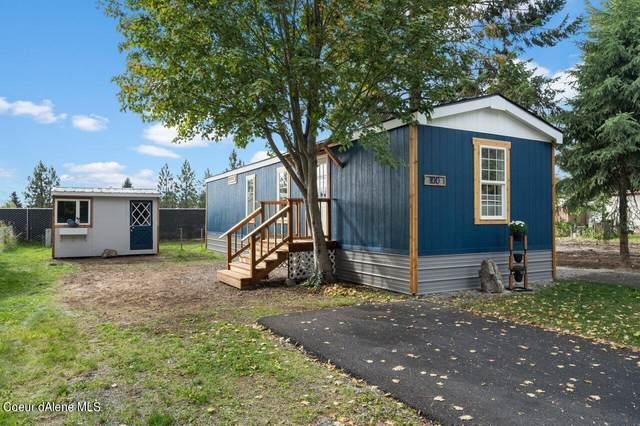 100 E Walrose Loop, Hayden Lake, ID 83835 (#21-10178) :: ExSell Realty Group