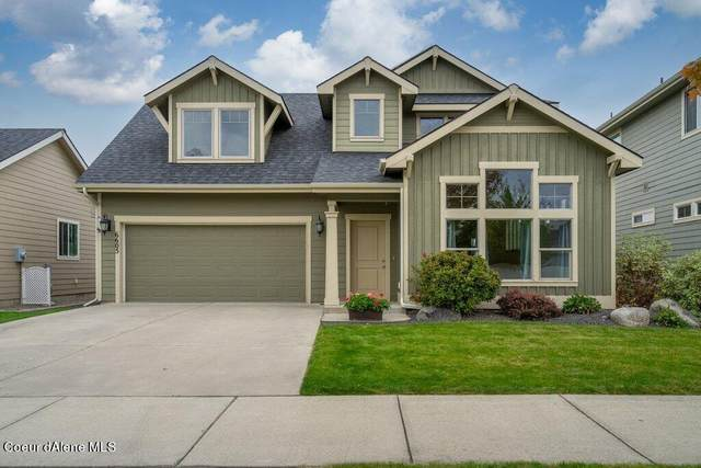6605 N Madellaine Dr, Coeur d'Alene, ID 83815 (#21-10279) :: Real Estate Done Right