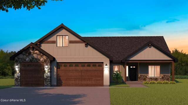 1472 W Green Crest Way, Post Falls, ID 83854 (#21-10363) :: Team Brown Realty