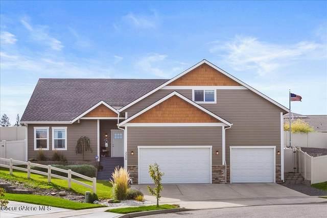 3356 N Treaty Rock Blvd, Post Falls, ID 83854 (#21-10383) :: Prime Real Estate Group