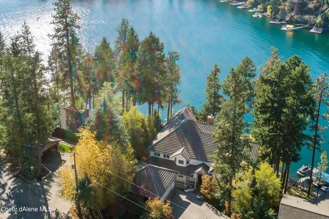2929 E Point Hayden Dr, Hayden Lake, ID 83835 (#21-10434) :: CDA Home Finder