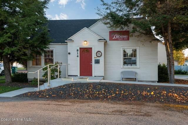 814 W Hayden Ave, Hayden, ID 83835 (#21-10505) :: Keller Williams Realty Coeur d' Alene