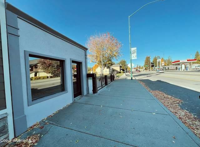 1520 E Sherman Ave #1/2, Coeur d'Alene, ID 83814 (#21-10530) :: Keller Williams CDA
