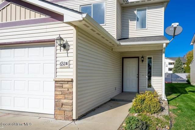 632 N Hydra Pl #B, Post Falls, ID 83854 (#21-10541) :: Real Estate Done Right