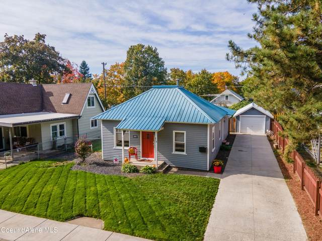 819 N 7TH St, Coeur d'Alene, ID 83814 (#21-10566) :: Embrace Realty Group
