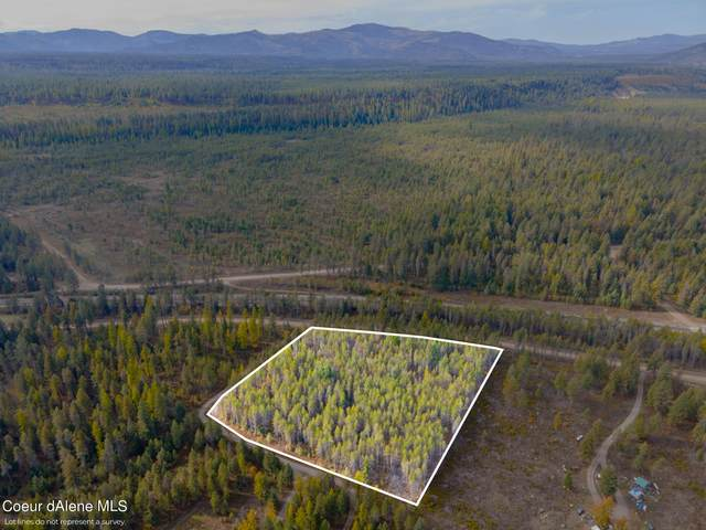 5 Acres Kelso Lake Rd, Athol, ID 83801 (#21-10592) :: Real Estate Done Right