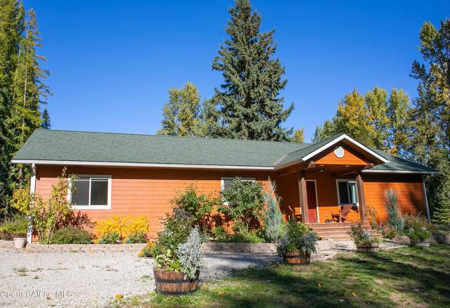 850 Cedar Springs Rd, Sandpoint, ID 83864 (#21-10599) :: Keller Williams Realty Coeur d' Alene