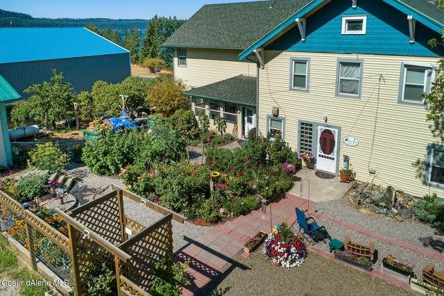 134 N Frederick Ave, Harrison, ID 83833 (#21-10601) :: Embrace Realty Group