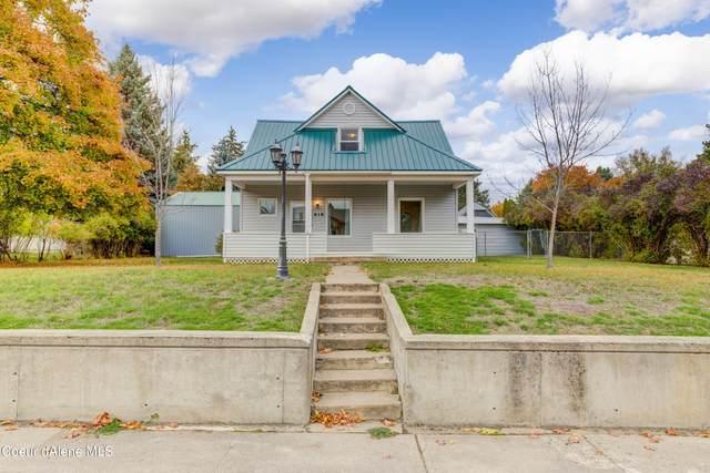 818 W 3rd St, Newport, WA 99156 (#21-10652) :: Prime Real Estate Group