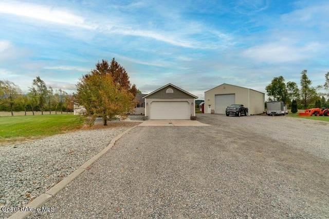 26956 N Silver Meadows Loop, Athol, ID 83801 (#21-10655) :: CDA Home Finder