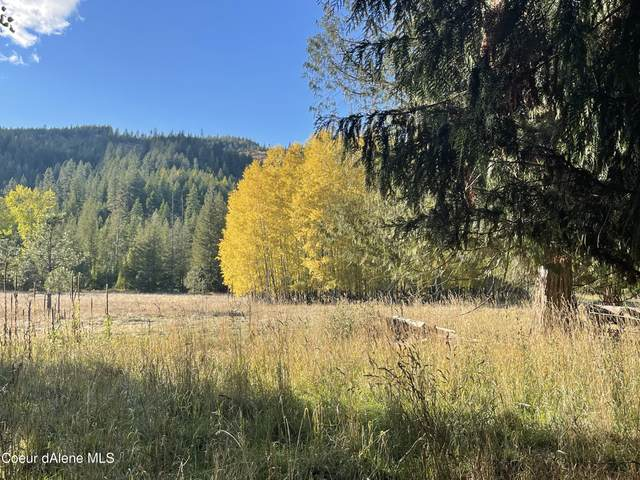 Lot 5 Rustic Way, Spirit Lake, ID 83869 (#21-10657) :: CDA Home Finder