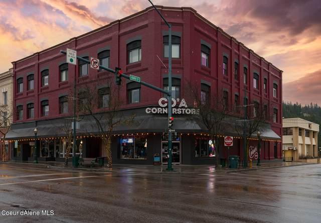 402 E Sherman Ave, Coeur d'Alene, ID 83814 (#21-10661) :: RE/MAX Centennial