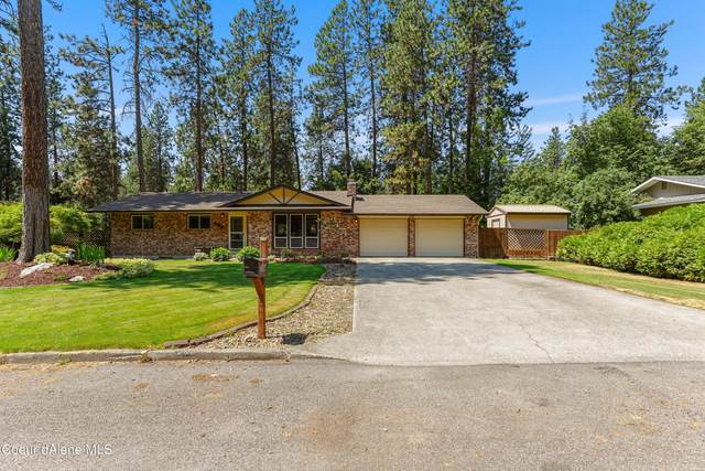 304 S Ridgewood Dr, Post Falls, ID 83854 (#21-10687) :: Link Properties Group