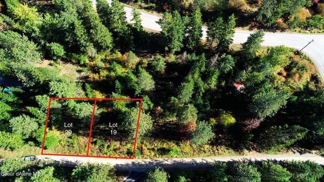 NKA S Nugget Dr Lots 19 & 20, Coeur d'Alene, ID 83814 (#21-10698) :: RE/MAX Centennial