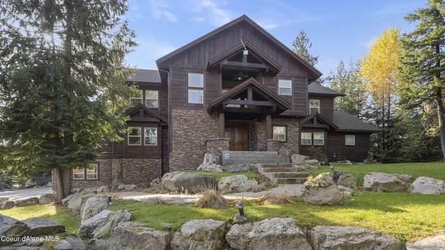 289 Fairway Dr, Priest Lake, ID 83856 (#21-10700) :: RE/MAX Centennial