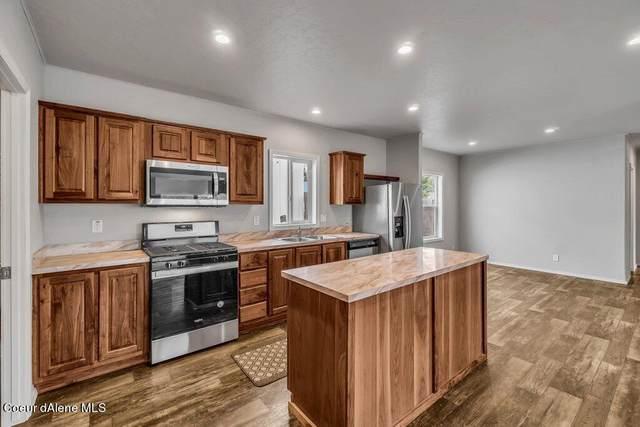 32660 N 9th Ave, Spirit Lake, ID 83869 (#21-10708) :: Link Properties Group