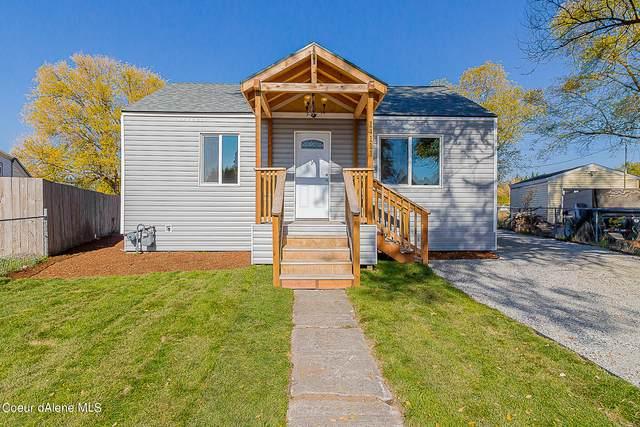 14111 E Longfellow Ave, Spokane Valley, WA 99216 (#21-10722) :: Link Properties Group