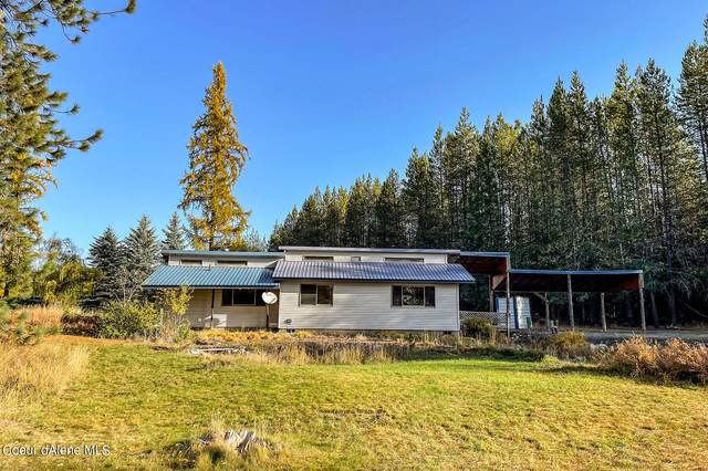 688 Grouse Creek Cutoff, Sandpoint, ID 83864 (#21-10747) :: Heart and Homes Northwest