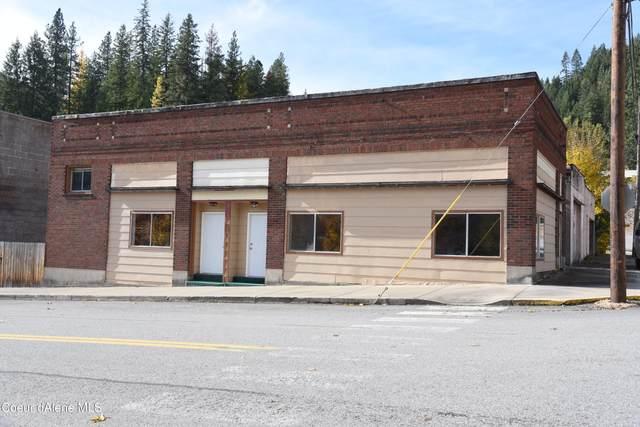 109 Second St, Mullan, ID 83846 (#21-10768) :: Kroetch Premier Properties