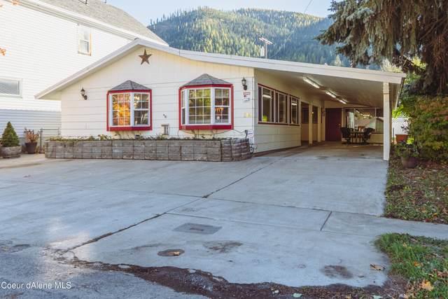 214 Cypress St, Wallace, ID 83873 (#21-10775) :: Kroetch Premier Properties