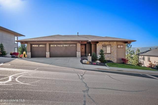 13707 N Copper Canyon Ln, Spokane, WA 99208 (#21-10882) :: Team Brown Realty