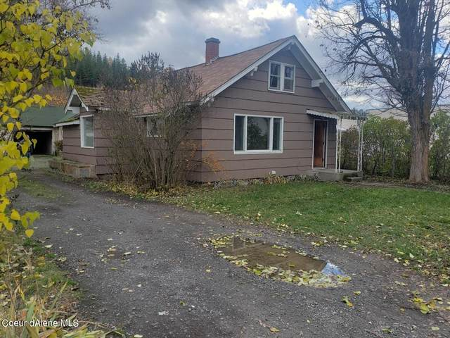 121 W 1st Ave, Smelterville, ID 83868 (#21-10889) :: Team Brown Realty