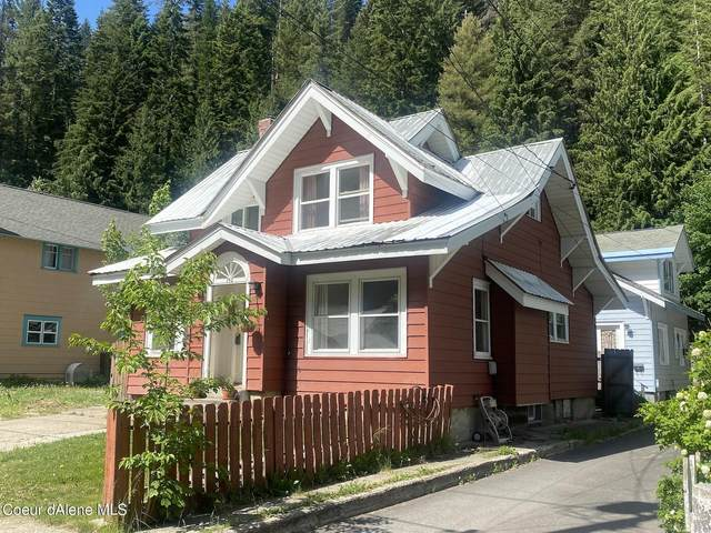 140 King Street, Wallace, ID 83873 (#21-1214) :: Coeur d'Alene Area Homes For Sale