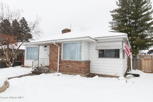 327 W Joseph Ave, Spokane, WA 99205 (#21-1221) :: Flerchinger Realty Group - Keller Williams Realty Coeur d'Alene