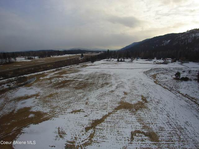 NKA Racetrack 10.8  Acres Rd, Sandpoint, ID 83864 (#21-1274) :: Embrace Realty Group