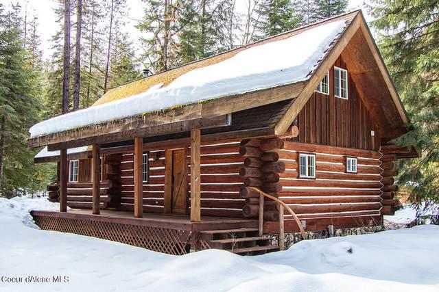 595 Dry Creek Road, Clark Fork, ID 83811 (#21-1280) :: Amazing Home Network