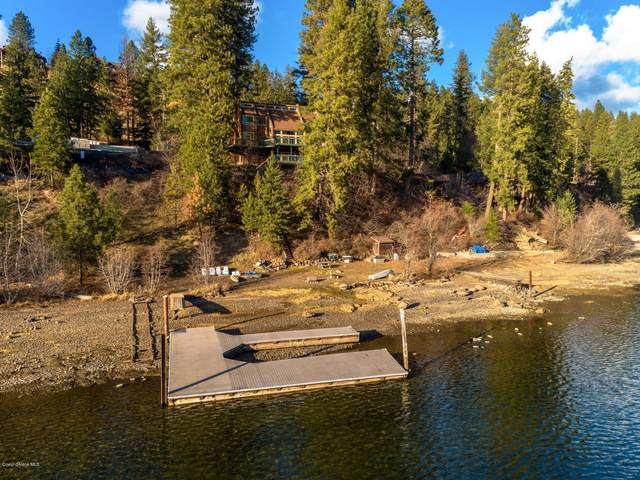7134 W Rockford Bay Rd, Coeur d'Alene, ID 83814 (#21-1336) :: Coeur d'Alene Area Homes For Sale