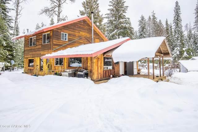475 Old Range Rd, Clark Fork, ID 83811 (#21-1364) :: Coeur d'Alene Area Homes For Sale